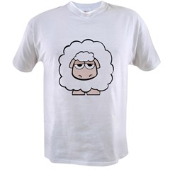 White Sheep Value T-shirt