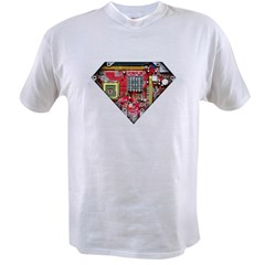 Super CPU! Value T-shirt