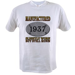 Manufactured 1937 Value T-shirt