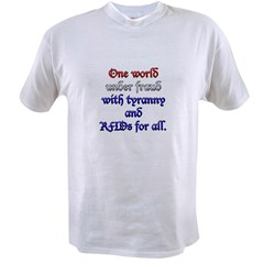 One World Value T-shirt