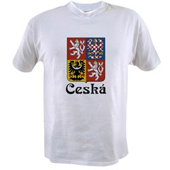 Czech Value T-shirt