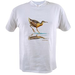 Clapper Rail Value T-shirt