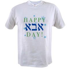 Happy Abba Day- Value T-shirt