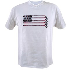 US Hockey Fla Value T-shirt