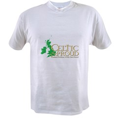 CelticProud_Isles_T10x10 Value T-shirt