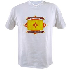 2-New Mexico diamond Value T-shirt