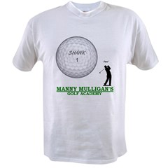 MANNY MULLIGAN'S GOLF ACADEMY Value T-shirt