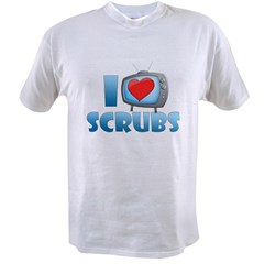 I Heart Scrubs Value T-shirt