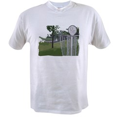 Disc Golf Men's Sports T-Shirt Value T-shirt