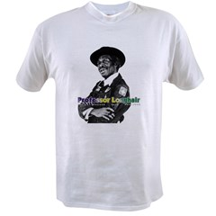 cafepress_clock Value T-shirt