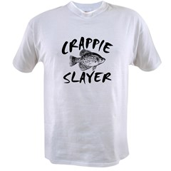 CRAPPIE SLAYER LIGHT TSHIR Value T-shirt
