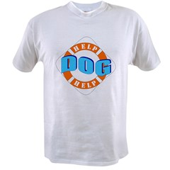 Help Dog Help Value T-shirt