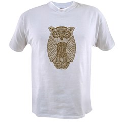 Owl Value T-shirt