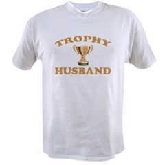 trophy husband Value T-shirt