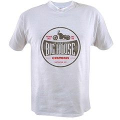 VINTAGE BIKER Value T-shirt