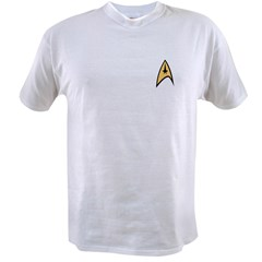 Star Trek Command Logo Value T-shirt