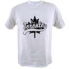 Toronto Canada Value T-shirt