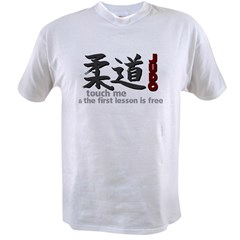 Funny Judo Value T-shirt