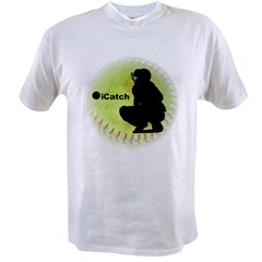 iCatch Fastpitch Softball Men's Value T-shirt