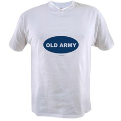 Old Army Dad Value T-shirt