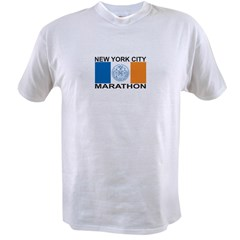 New York City Marathon Value T-shirt
