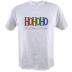 gaypridechristmasho Value T-shirt