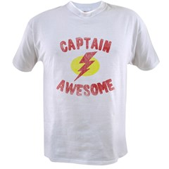 Captain Awesome Value T-shirt