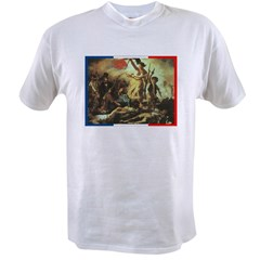 Bastille Day Value T-shirt