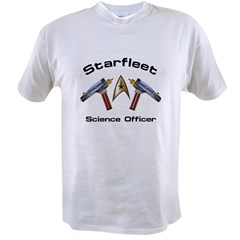 Starship Enterprise Value T-shirt
