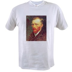 Self Portrait (1887) Value T-shirt