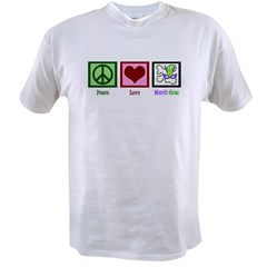 Mardi Gras Value T-shirt