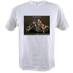 "MotoGirl ""Amy"" Value T-shirt"