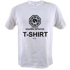 Dharma Initiative Value T-shirt