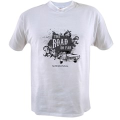 SUPERNATURAL The Road black Value T-shirt