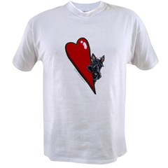 Pocket Scottie Lover Value T-shirt