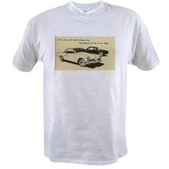 Two '53 Studebakers on Value T-shirt