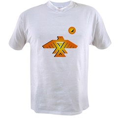 Anishinaabe tribal symbol Value T-shirt