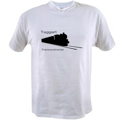 Taggart Transcontinental Value T-shirt