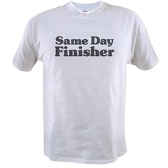 Same Day Finisher Value T-shirt