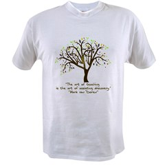The art of teaching Value T-shirt