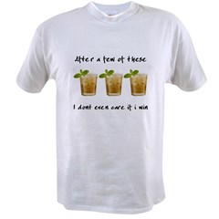 Mint Julep Value T-shirt