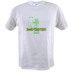 Respiratory Therapy Value T-shirt