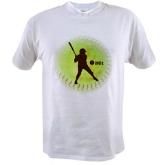 iHit Fastpitch Softball Value T-shirt