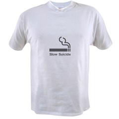 Slow Suicide Value T-shirt