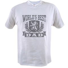 World's Best Dad Value T-shirt
