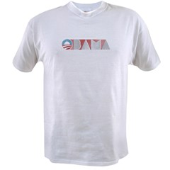 Obama-retro-2012-t1 Value T-shirt