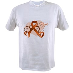 Hope Multiple Sclerosis Value T-shirt