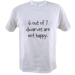 Happy Dwarves Value T-shirt
