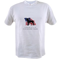 """American"" Staffordshire Value T-shirt"
