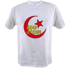 Arab Spring Value T-shirt